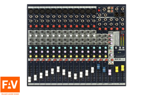 MIXER-SOUNDCRAFT-EFX12